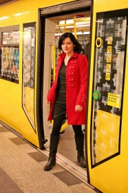 Die rote Renate, Friedrichshain