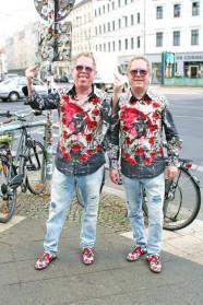 Ulrich & Rolf, Rosenthaler Platz, Berlin-Mitte