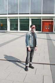 Ian, Alexanderplatz (vor bcc-Kongresszentrum)