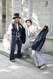 Christian und Kamil, Friedrichshain