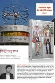 Erstes Buch über Berliner Straßenmode ist da!