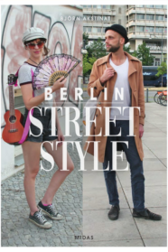 The first book about Berlin's real street style!